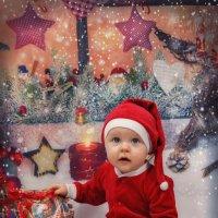 Новогодняя открытка :: Евгения К