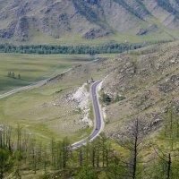 Перевал Чике-Таман :: Стил Франс