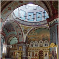 Зарайск. Кремль. В Иоанно-Предтеченском соборе... :: Николай Панов