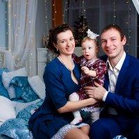 Инна, Полина и Илья :: Марина Киреева