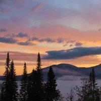 Скоро солнце взойдёт :: Сергей Чиняев