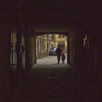 Свет в конце тоннеля. :: Senior Веселков Петр