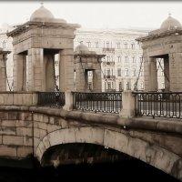 Мост Ломоносова :: Galina Belugina