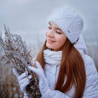 Девушка зима :: kurtxelia