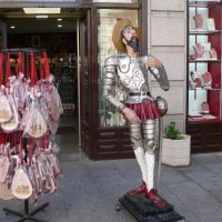 Дон Кихоты в Испании :: Таэлюр