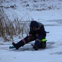 Первая зимняя рыбалка года :: Андрей Лукьянов