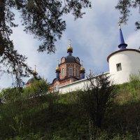 Жадовский монастырь. Ульяновская область :: MILAV V