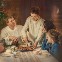 Семейная фотосессия :: Ольга Шеломенцева