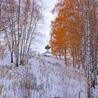 Кострома октябрь :: Краснов  Ю Ф