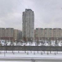 Утро в Петербурге :: Митя Дмитрий Митя