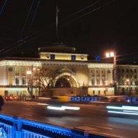 Санкт-Петербург :: Игорь Каплун