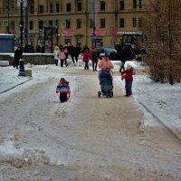 Зимние радости... :: Sergey Gordoff