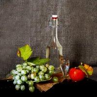 О винограде :: Наталья Джикидзе (Берёзина)