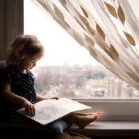Cнег и маленькие книжки :: Aleksandra Rastene