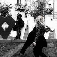 Уличный танец :: Alla S.