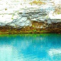 Голубое озеро.Абхазия :: Ольга Зубова