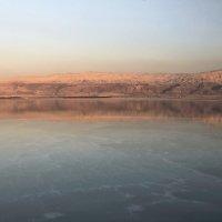 Вечер на Мертвом море. Разноцветье :: Alexandr Zykov