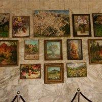 Кисловодск. Нарзанная галерея. Выставка картин :: татьяна