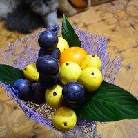 Букет из фруктов :: Татьяна Малафеева
