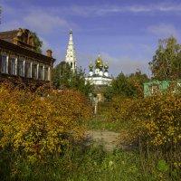 Осень в Заокске :: Александра