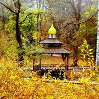 Святой источник в кисловодском парке :: Нина Бутко