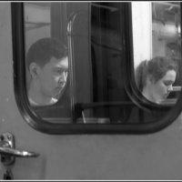 В метро :: Михаил Розенберг