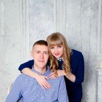 Максим и Юлия :: Марина Киреева