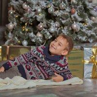 Новогодняя сказка Алексея :: Кристина Беляева