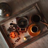 кофейные истории :: Елена Баландина