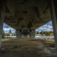 Мост...вид снизу ) :: Виктор Грузнов