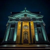 Кочубеевская церковь.Диканька :: Максим