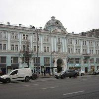 Театр имени М. Н. Ермоловой :: Дмитрий Никитин