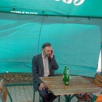 В палатке :: Сергей Тарабара