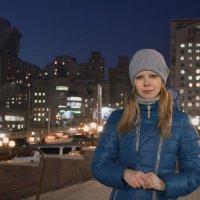 ночной портрет :: Алина Меркурьева