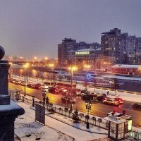 Москва вечерняя :: НАТАЛЬЯ