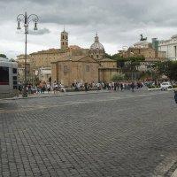 Прогулка по Риму :: leo yagonen