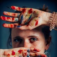 Краски :: Анастасия Ревунова
