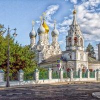 Церковь св Николая на Большой Ордынке :: Игорь .