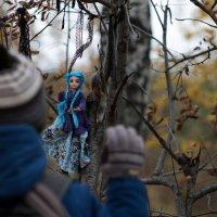 В лесу Фейри :: Юля Грек