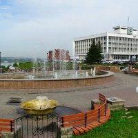 Административный центр Томска :: Милешкин Владимир Алексеевич