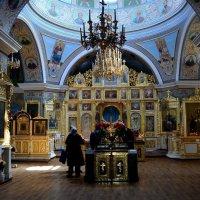 ВВЕДЕНИЕ ВО ХРАМ ПРЕСВЯТОЙ БОГОРОДИЦЫ :: Анатолий Восточный