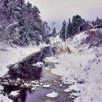 зима :: Ольга Cоломатина