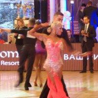 Чешская пара - победители международного конкурса бальных танцев в Днепре!... :: Алекс Аро Аро
