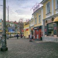 Декабрь в Одессе. :: Вахтанг Хантадзе