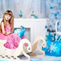 Задумчивая принцесса :: Валентина Ткачёва