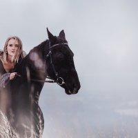 Мария и Зазноба :: Валерия Стригунова