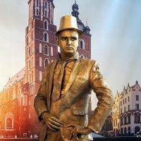 скульптура, а живая :: Олег Лукьянов