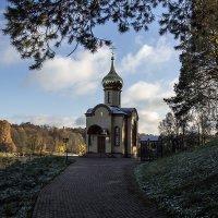 Церковь Александра Невского в Суханово (М.О.) :: Игорь Егоров