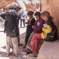 Дети Wadi Rum :: Юрий Вайсенблюм