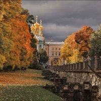 Царское село в октябре :: Валентин Яруллин